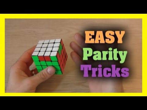 4x4 Tricks for Parity Algorithms