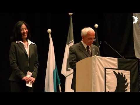 Verleihung des Gierschke-Dornburg-Preises an Dr. Rikako Shindo, Deutschlandtreffen der Ostpreußen