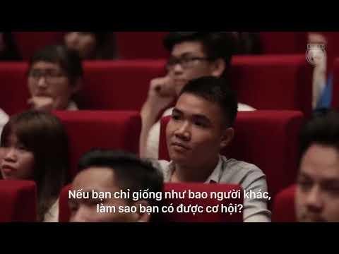 Full bài diễn thuyết của Jack Ma tại Việt Nam