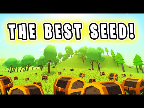 This Is The Ultimate Overpowered Seed For Speedrunning