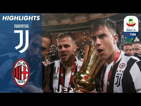 Juventus 4-0 Milan | Highlights | Finale TIM Cup 2017