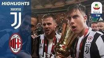 Juventus 4-0 Milan   Highlights   Finale TIM Cup 2017