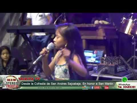 Cover De Selena En San Andres Sajcabaja
