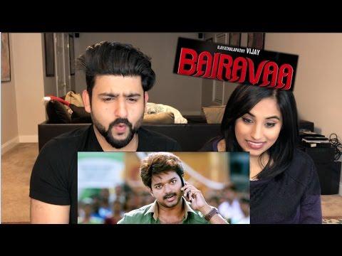 Bairavaa Trailer Reaction |...