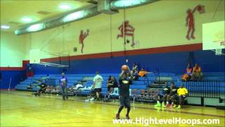 Houston Defenders 2017 Elite 8 TOC 3 point contest