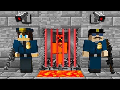 ماين كرافت : ماب الهروب من السجن ( الجزء الاول )