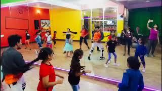 Swag Se Sawgat | Tiger Zinda Hai | Salman Khan|kids Dance Choreography | Bhumika Sao | Mayank Namdeo
