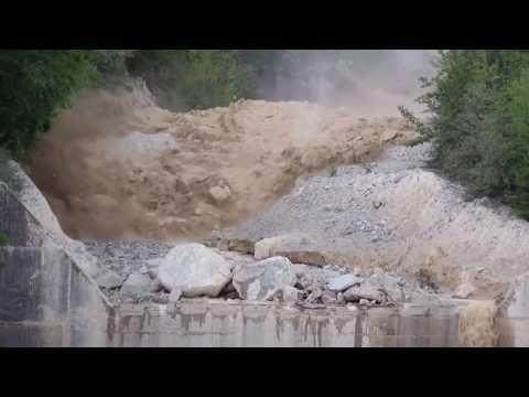 Flash Flood in Switzerland