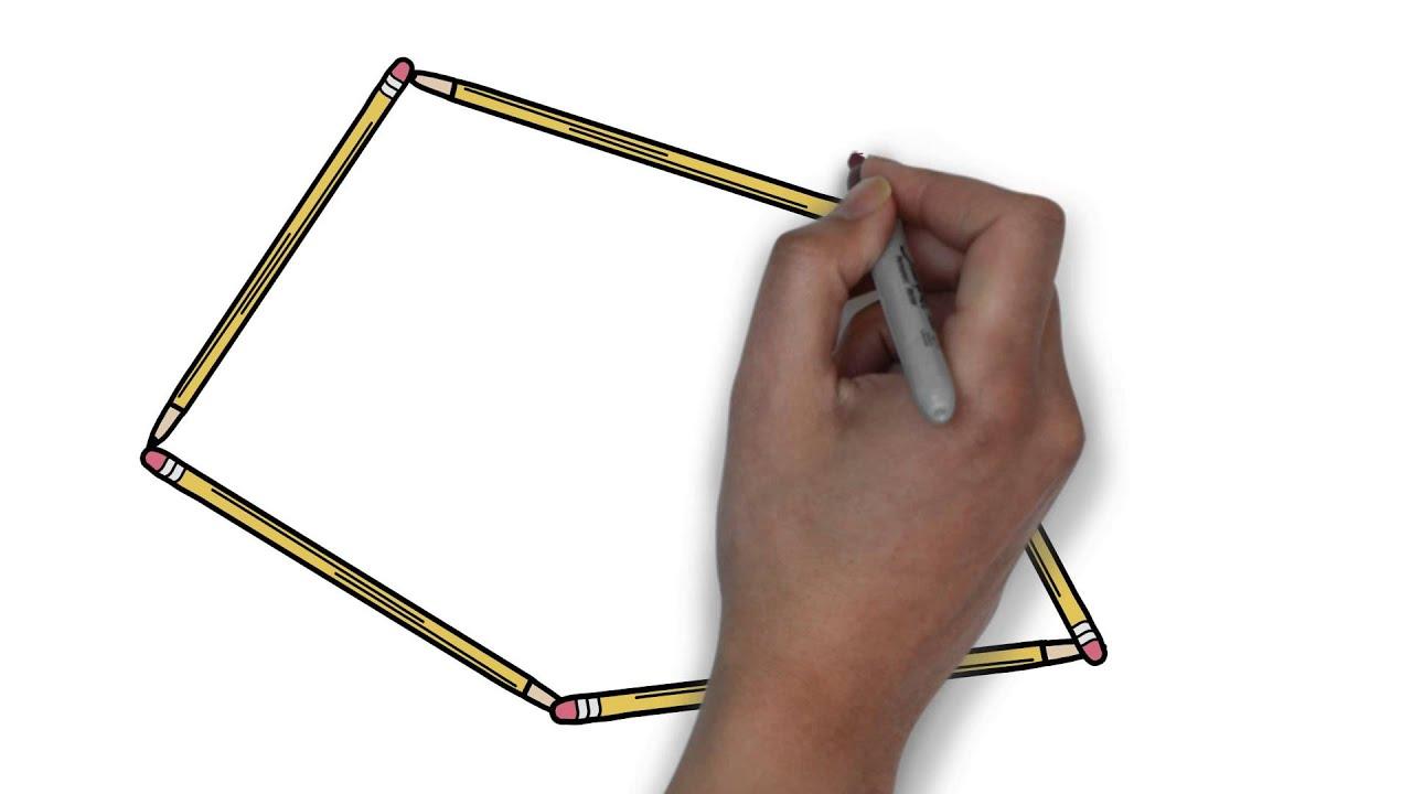 Líneas poligonales y polígonos