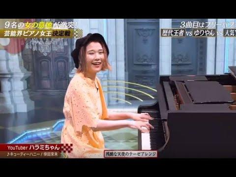 ハラミ ちゃん テレビ
