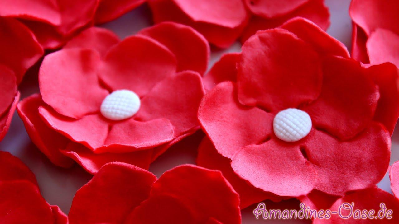 Blumenel Selber Machen hochzeitstorte a m teil 1 zuckerblumen selber machen