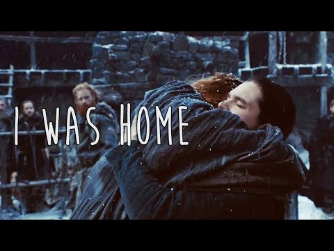 The Starks | i was home