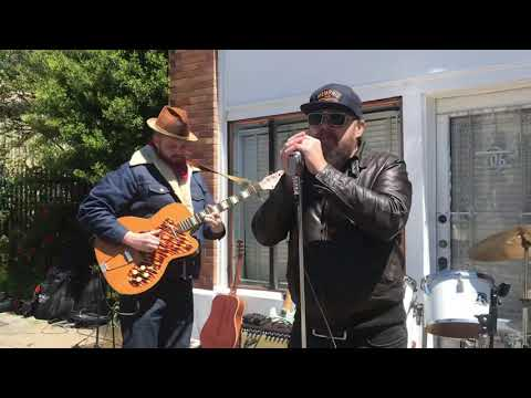 Tony Holiday's Porch Sessions W/ John Nemeth & Kyle Rowland