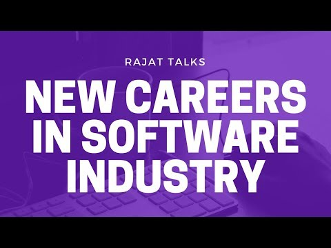 Future of Jobs in Software Industry - Year 2017 and beyond