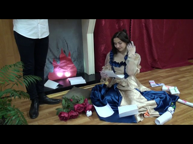 Изображение предпросмотра прочтения – АлексейКогановский читает произведение «Она сидела наполу…» Ф.И.Тютчева