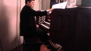 J.S. Bach - Trio Sonata No. 5 in C Major, BWV 529