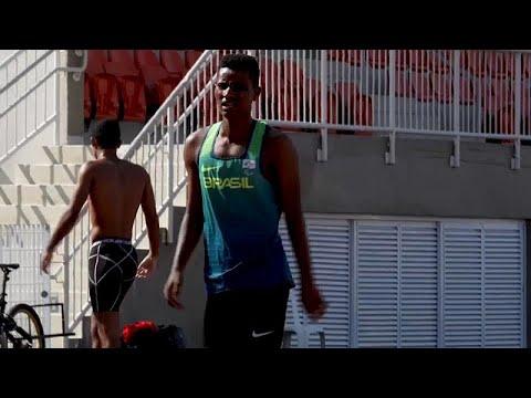Atleta paraolímpico torna-se refugiado no Brasil