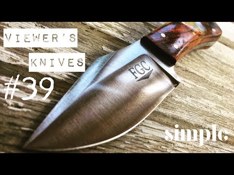 Viewer's Knives 39 - Excellent Handmade Knives