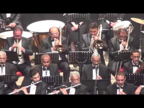 The iraqi national symphony orchestra Rimsky Korsakov . Scheherazade