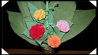 Поделки цветов из бумаги гофрированной(, 2014-08-03T13:34:12.000Z)