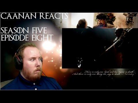 Game of Thrones - Season 5 Episode 8 Reaction - Hardhome