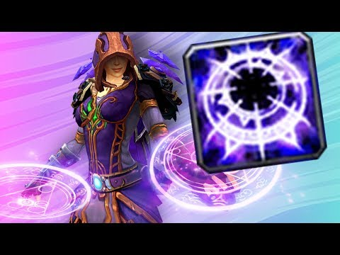 INCREDIBLE Arcane Mage VS Shadow Priest! (1v1 Duels) -  Rogue PvP WoW: Battle For Azeroth 8.1