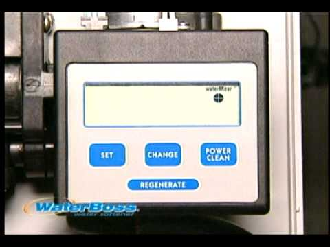 waterboss water softener service vob youtube rh youtube com instruction manual waterboss 900 waterboss 900 manual pdf