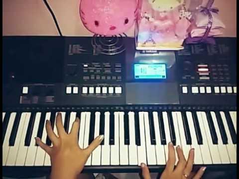 Engkau alasan kuhidup piano instrument n melody by geloraastiwijaya