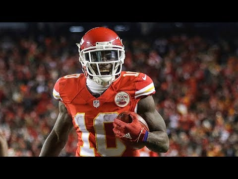 """Tyreek Hill. ft. Lil Mosey - """"Noticed"""" ᴴᴰ (2017 Highlights)"""