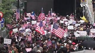 人在美国 心系香港:在美港人反送中一周年回顾