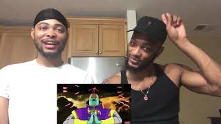 Anime War: Episode 12 - The Hands of God (REACTION) *ZENO FALLS?!!*