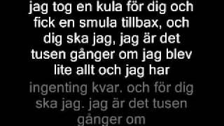 daniel adams-ray - gubben i lådan - lyrics
