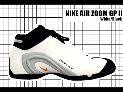 hot sale online e65d2 5113d How to make Nike Air Zoom GP II in NBA 2k18