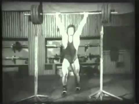 Old School Strength Training
