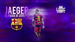 Neymar Jr ●Jaeger ● Skills & Goals