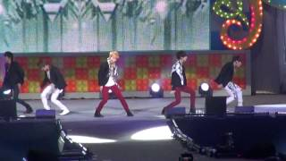 121110 Happy Music Live-SHINee Dazzling Girl MP3