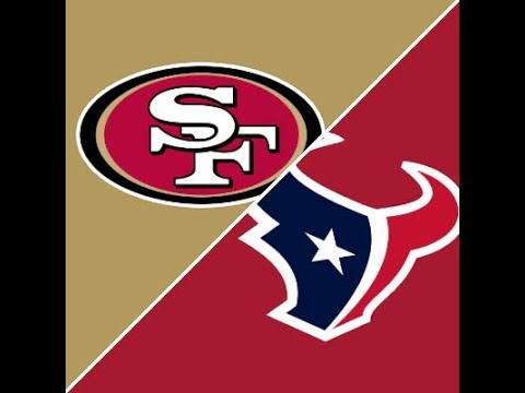 49ers vs Texans Full Game Review