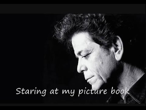 Lou Reed - Sad Song (lyrics On Clip)