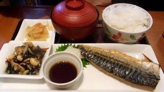 Healthy Food at Denny's Japan!