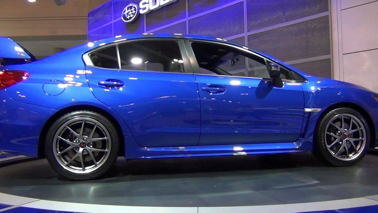 MOTRFACE.com - 4th Generation 2015 Subaru WRX STI World ...