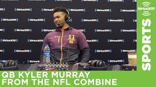 QB Kyler Murray Isn't Concerned About His Height