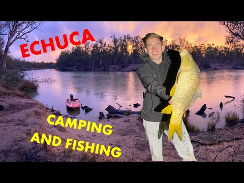 Echuca Camping And Fishing - STRANDED ON THE MURRAY!?!