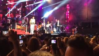 Romeo Santos feat. Marc Anthony - Yo Tambien La Ame (Live at Yankee Stadium) 07/12/14