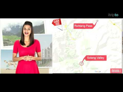 Manali tour: 3-day itinerary in 60 seconds