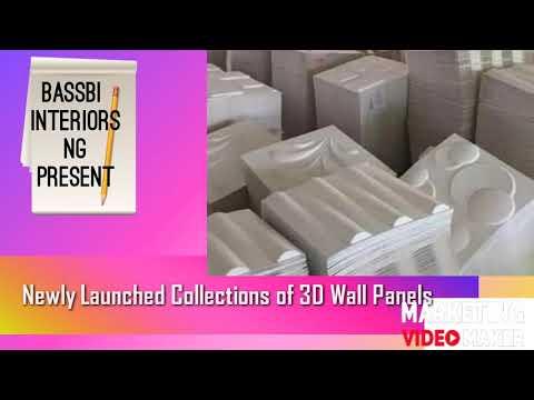 3D Wall Panels in Nigeria