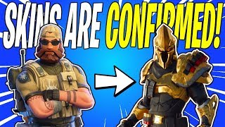 Epic Games CONFIRMED That Skins Are Coming To STW! Bonus 👏 News 👏 | Fortnite Save The World