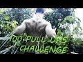 100 PULL UPS CHALLENGE - attempt #2