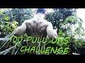 100 PULL UPS CHALLENGE - attempt #2