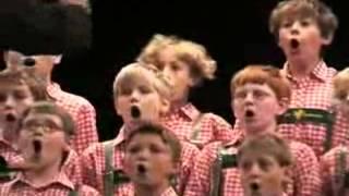 Toelzer knabenchoir (Tölz Boys Choir) Bavaria Germany