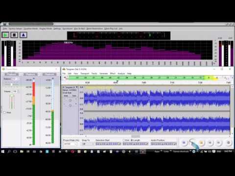 Tangram (Set 2) Tangerine Dream - 432 Hz with Peak levels
